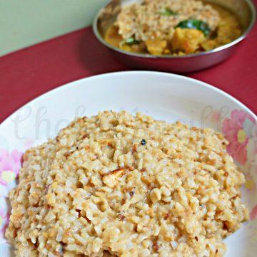 Ven Pongal, Indian Breakfast recipe