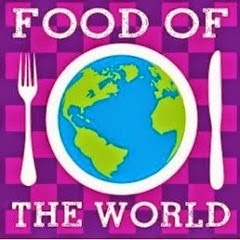 Food of the World Logo