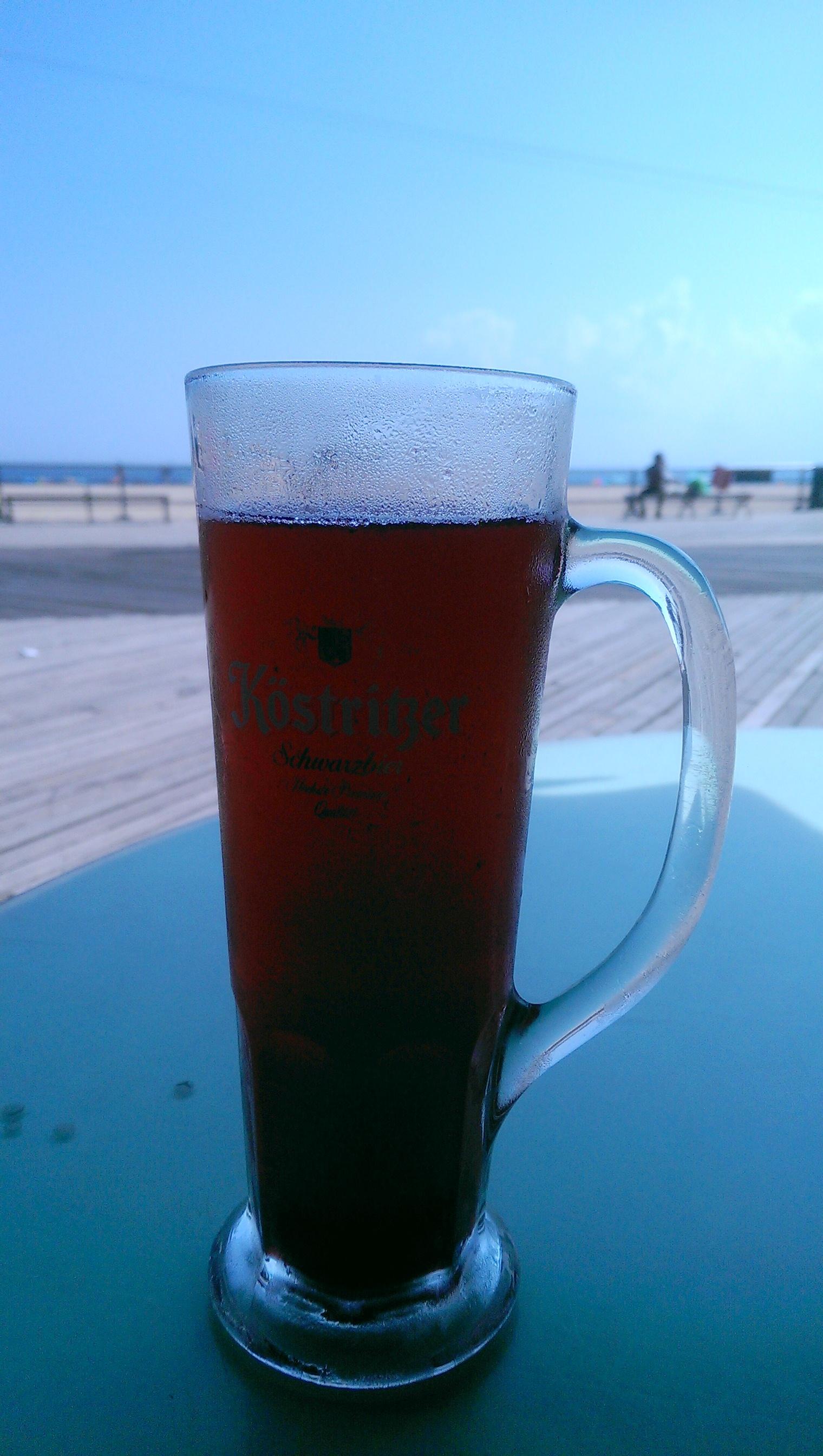 Volna Cafe, Brighton Beach