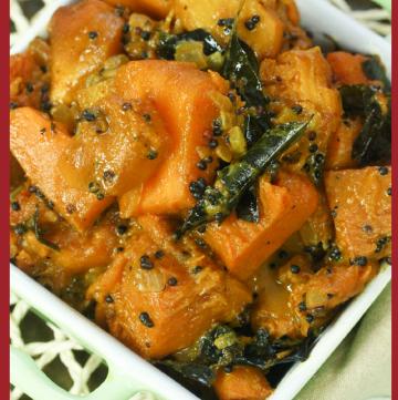 Malaysian Pumpkin Curry