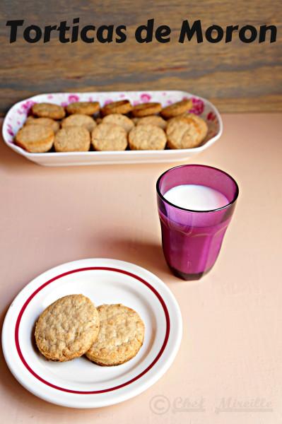 Torticas de Moron, Cuban cookies