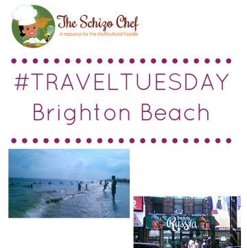 #TravelTuesday, Brighton Beach