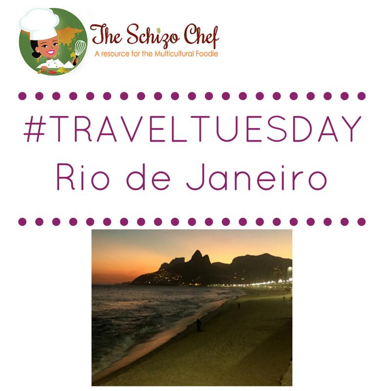 #TravelTuesday – Issue 14 – Rio de Janeiro, Brazil