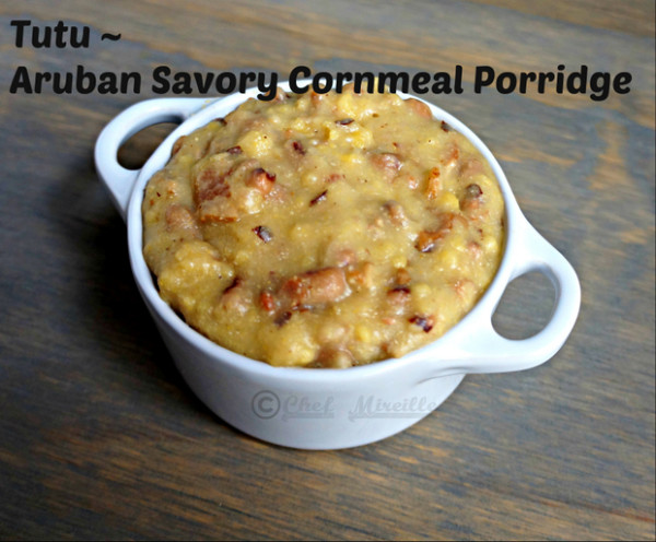 Tutu, Cornmeal Porridge
