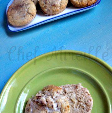 Vegan, coconut scones, scones