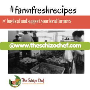 #FarmFreshRecipes, #eatlocal, #buylocal, farmers markets