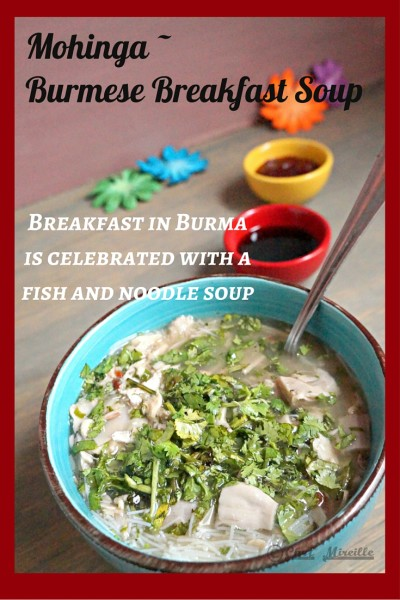 Mohinga, Burma Soup