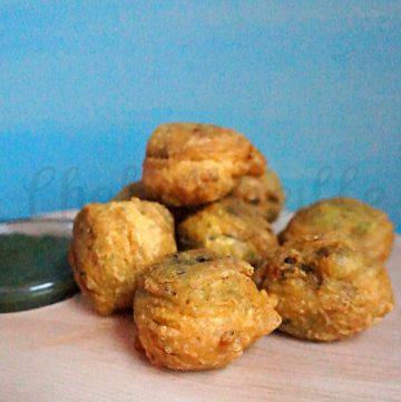 Aloo Bonda, Indian Potato Fritters