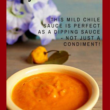 Sosu Kaani - Senegalese Chile Sauce