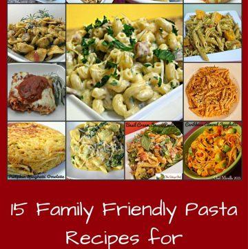 Pasta Recipes, Pasta