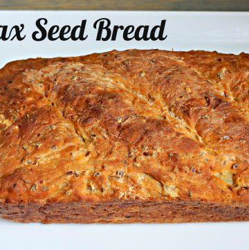 Potato Flax Seed Bread, Potato Bread