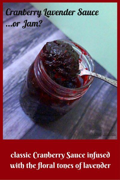 Cranberry Sauce, Cranberry Jam