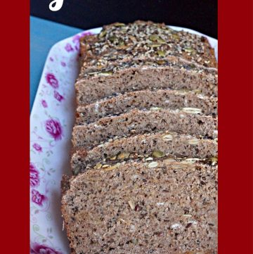 Fjelbrod - Norwegian Yeast 100% #WholeGrain Quickbread
