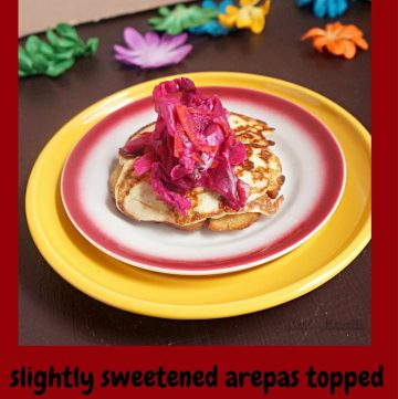 Apple Arepas, Arepa Appetizers