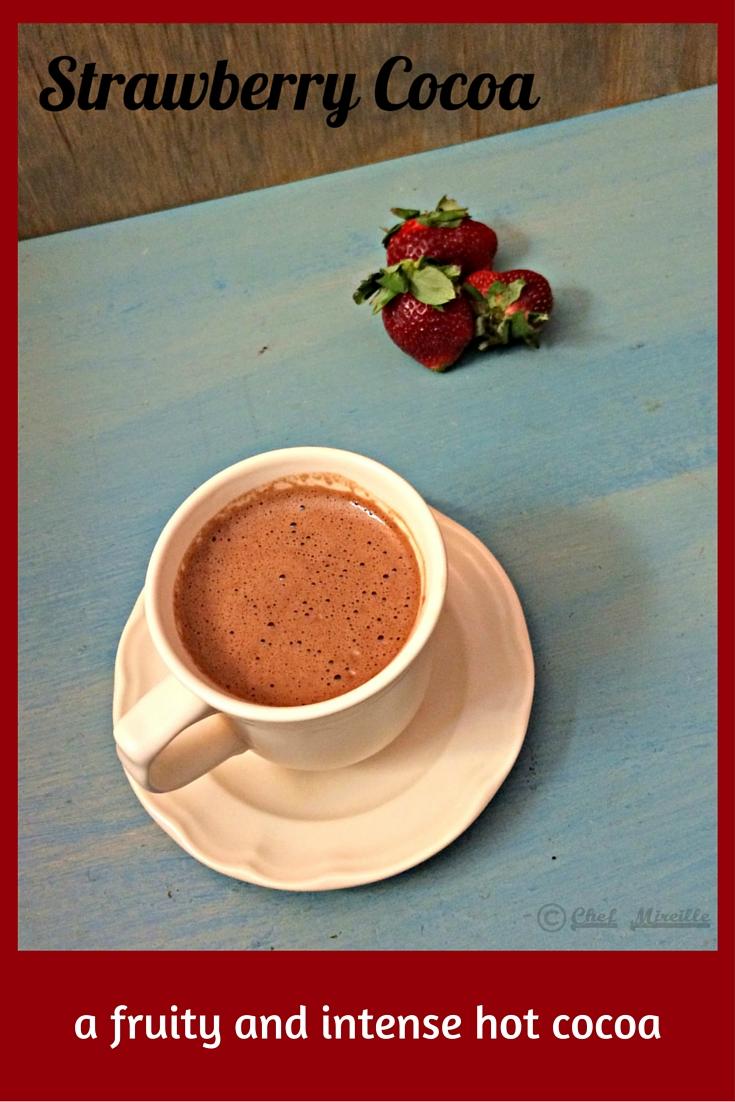 Strawberry Cocoa
