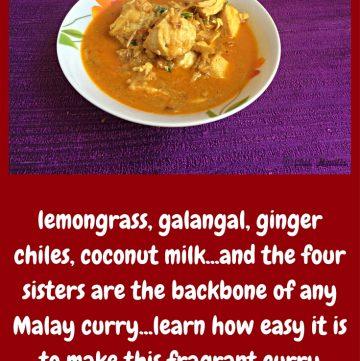 Malay Fish Curry