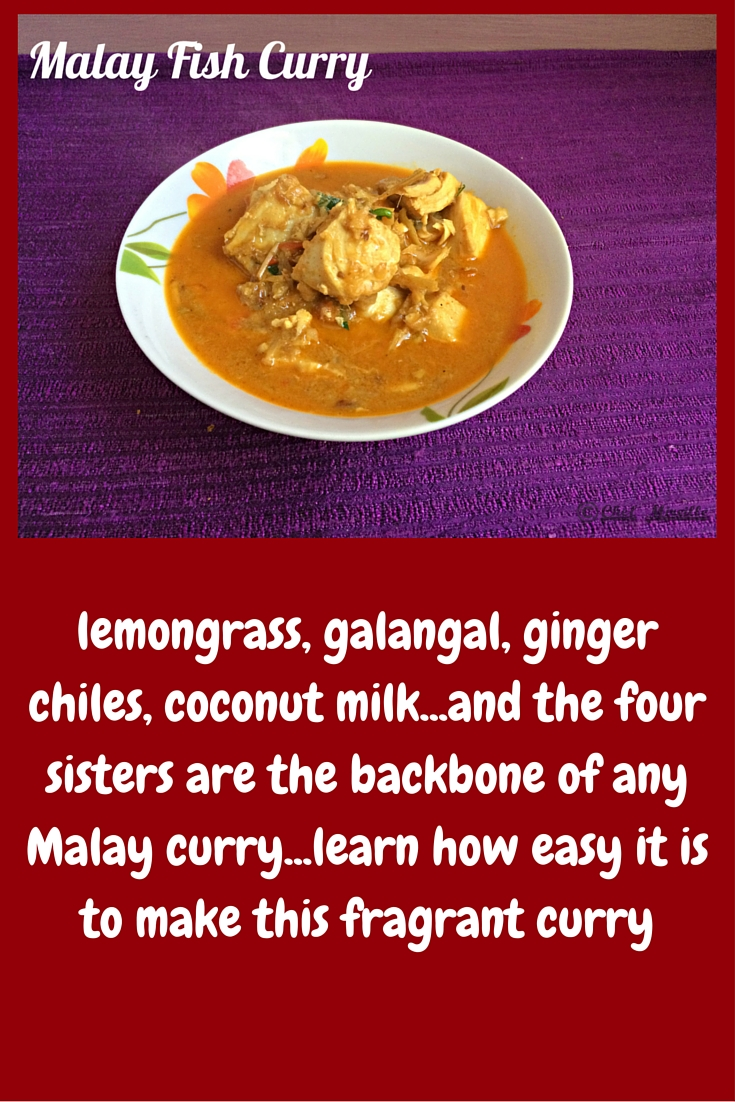 Malay Style Fish Curry