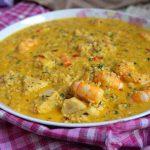Vatapa -Brazilian Shrimp Stew
