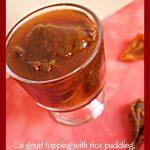 Dried Fruit Soup, Fruktsoppe