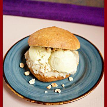Thai Ice Cream Sandwich
