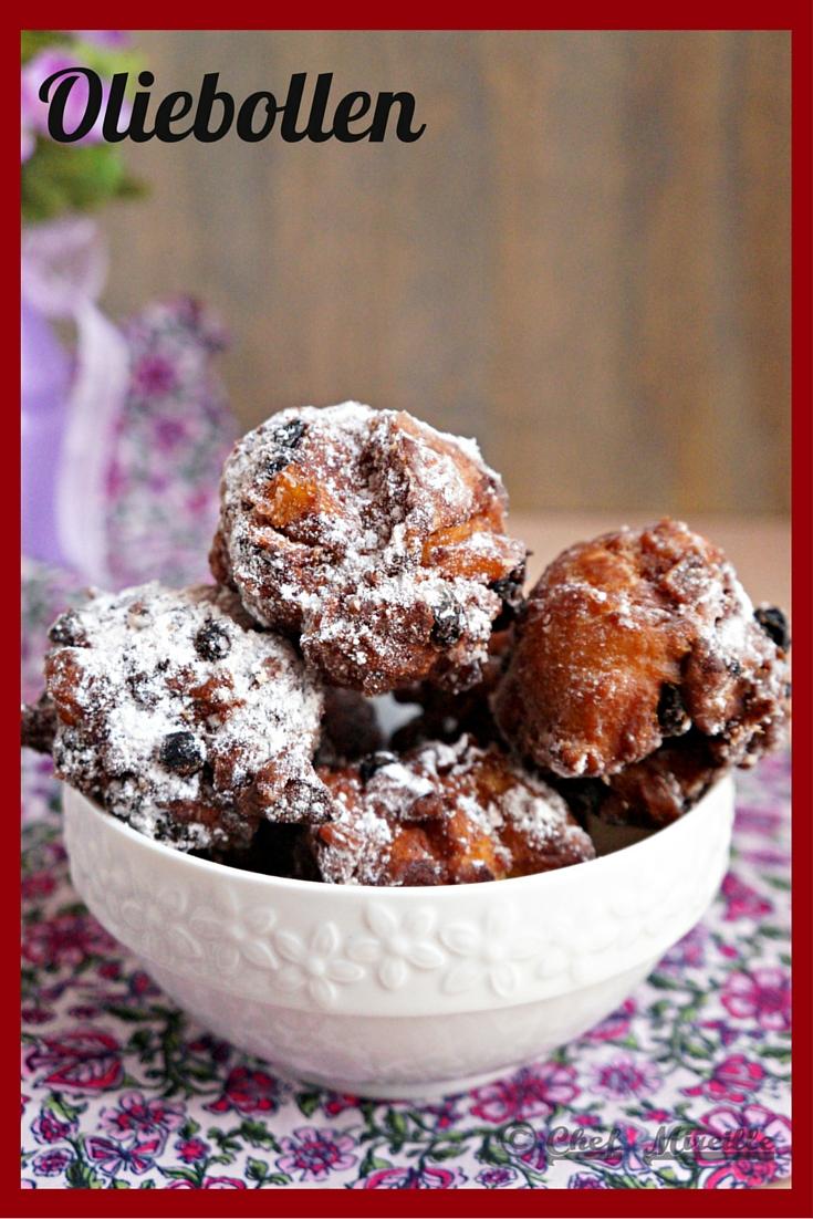 olieballen, doughnuts