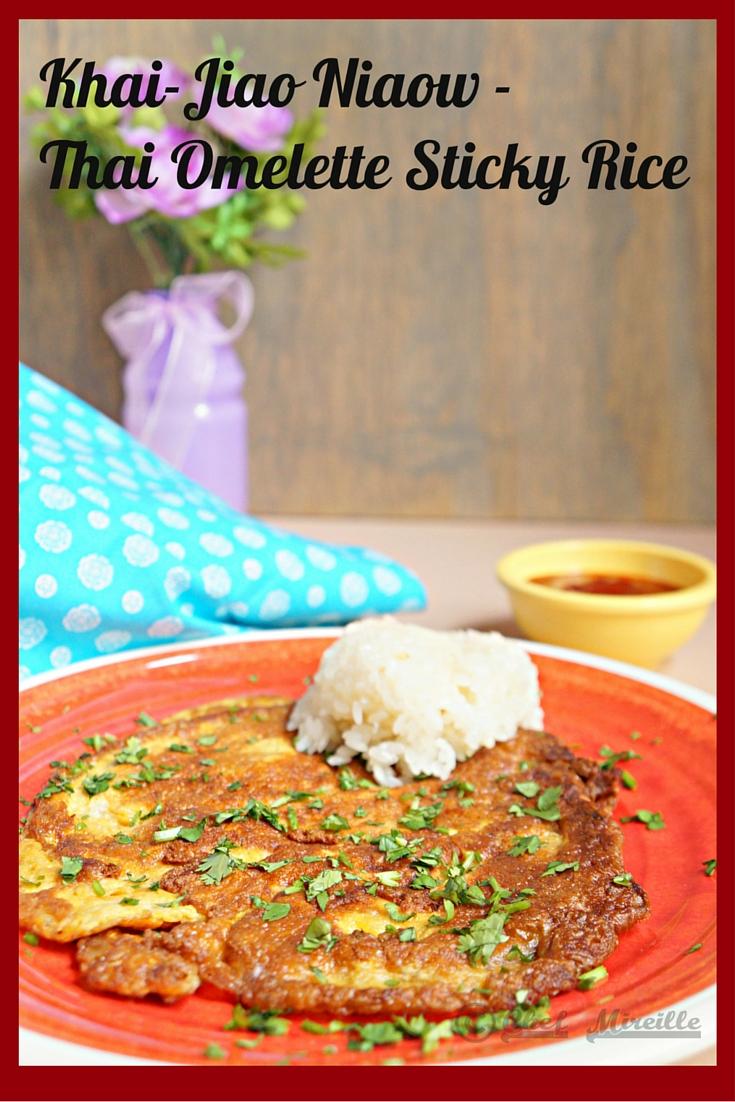 Khai-Jiao Niaow – Thai Fried Omelette
