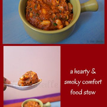 Chorizo White Bean Stew