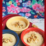 Turkish Semolina Pudding