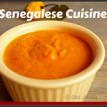 Senegalese Food