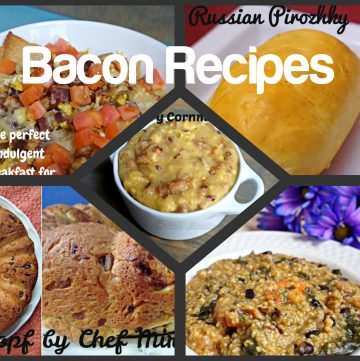 Bacon Recipes, #InternationalBaconDay