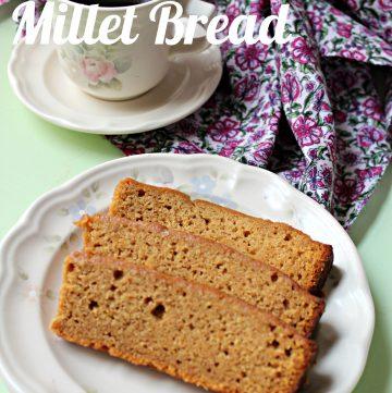 Sweet Potato Millet Bread