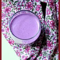 Purple Yam Milkshake