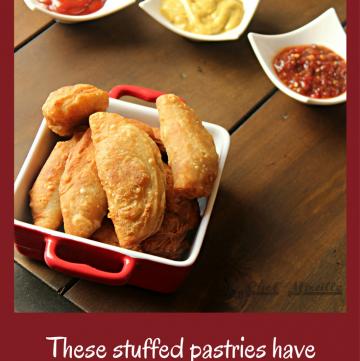 Pastechi - Aruba style Empanadas