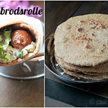 Turnbrod - Turnbrodsrolle - Swedish Street Food Rye Wraps