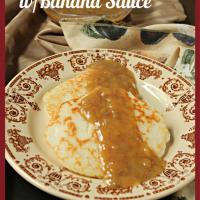 Peranakan Pancakes - Thai Rice Flour Coconut Pancakes