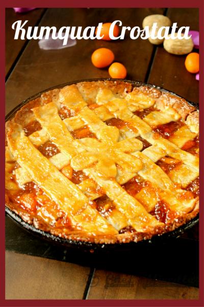 Kumquat Crostata di Marmellata