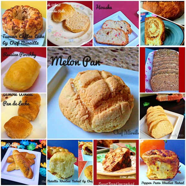 12 Holiday Breads from Around the World