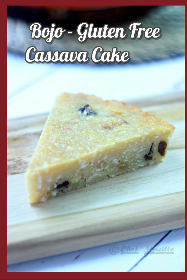 Bojo - Gluten Free Cassaa Cake