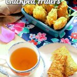 Panelle - Sicilan Chickpea Fritters