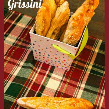 Zucchini Proscuitto Grissini