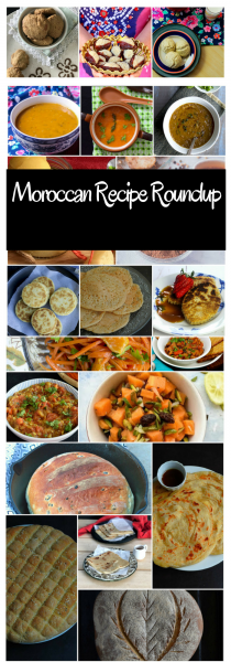 Moroccan Recipes Roundup