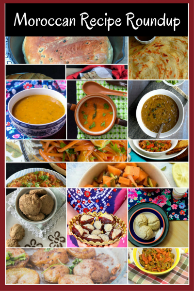 Moroccan Recipes Roundup - 23 Recipes from Breakfast to Dessert