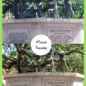 #TravelTuesday - Haitian History in Savannah