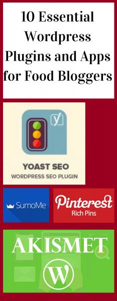10 Essential WordPress Plugins for Food Bloggers