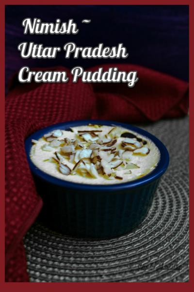 Nimish - Uttar Pradesh Cream Pudding