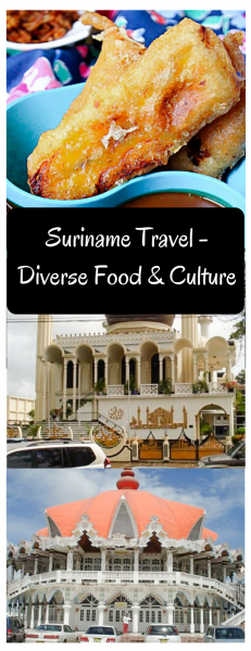 Suriname Travel - Suriname Food Culture