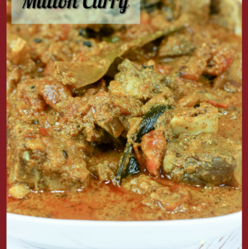 Sri Lankan Mutton Curry