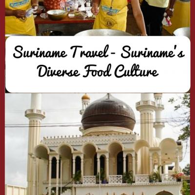 Suriname Travel – Suriname Food Culture