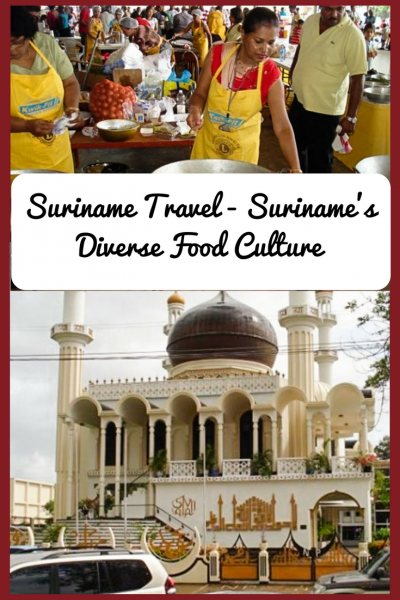 Suriname Travel - Suriname's Food & Culture