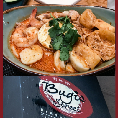 Bugis Street Bar – Singapore eatery in NYC – Restaurant Review